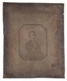 Visualizza Das Porträt zeigt in Halbfigur einen jungen M… anteprime su
