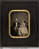 Thumbnail preview van Portrait eines Ehepaares
