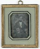 Thumbnail preview of Portret van een jonge man met bijbel