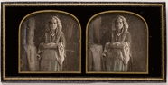Thumbnail af Unbekannte Frau in ländlicher Tracht. Paris, …