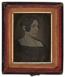 Visualizza A head and shoulders portrait of a woman, Han… anteprime su