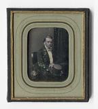 Thumbnail preview van Porträt eines Mannes mit Zylinder