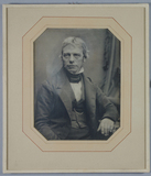 Visualizza Half-length portrait of Michael Faraday, the … anteprime su