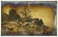 Thumbnail preview of Rochers sous la neige, propriété du Pailly