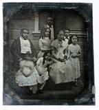 Visualizza Groepsportret van leden van de familie Asser … anteprime su