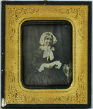 Thumbnail preview of Portrait of an unknown elderly woman, sitting…