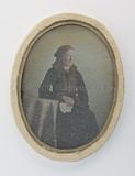 Miniaturansicht Vorschau von Porträt einer unbekannten Dame mit Pelzstola,…