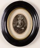 Thumbnail preview of Margarete Glindemann (gest. 1859), um 1857