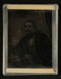 Thumbnail preview of Bildnis eines Herren mit Schnurrbart, halbe F…
