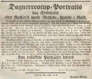 Stručný náhled Daguerreotyp - Portraits