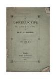 Stručný náhled Le Daguerréotype mis a la portée de tout le m…