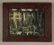 Visualizza Innenansicht des Chemielabors im alten Polyte… anteprime su