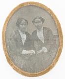 Visualizza Porträt zweier Schwestern, München 1852. anteprime su