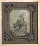 Esikatselunkuvan Porträt eines unbekannten Mädchens, halbfigur… näyttö