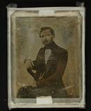 Thumbnail preview of Bildnis eines relativ jungen Mannes mit Bart,…