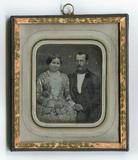 Visualizza Porträt des Robert Schulze und seiner Frau Em… anteprime su