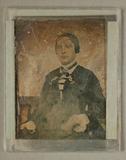 Visualizza Bildnis einer sitzenden Dame mit Zierschleife… anteprime su