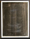 Visualizza Two Gothic panels set with a series of indivi… anteprime su