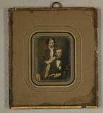 Visualizza Pastor Venus mit Frau Maly, geb. Blochmann, 1… anteprime su