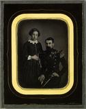 Visualizza Portrait d'Aloïs Diodati et de sa femme Hilda anteprime su