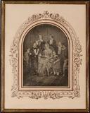 Visualizza Johann P. L. Bartels mit seiner Frau Pauline,… anteprime su