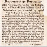 Visualizza O.F. Knudsens stor annonse om hans tjenester … anteprime su