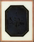 Visualizza Portrait de Madame Deutz et de ses deux fille… anteprime su