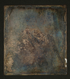 Thumbnail preview of Herrenporträt, um 1850. Stark korrodiert.