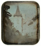 Thumbnail preview of La Porte Saint-Paul, ou Spalentor, vue du Spa…