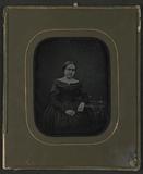 Visualizza Portrett av en kvinne 21 og 1/3 år gammel  si… anteprime su
