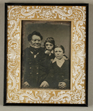 Thumbnail preview of Vater mit zwei Söhnen, 1844 (?)