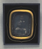 Miniaturansicht Vorschau von Portræt af Elise Ploug og hendes søn Hother