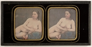 Thumbnail af Liegender weiblicher Akt