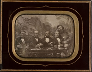 Visualizza Gruppenbild mit Daguerreotypisten, v.l.: Chri… anteprime su