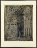 Visualizza Cathédrale Notre-Dame de Paris : porte du clo… anteprime su