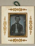 Visualizza Junger Mann, sitzend- frontal, vor 1845? anteprime su