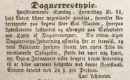 Thumbnail af Daguerreotypie