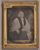 Visualizza Image of a print depicting Bishop Berkeley, t… anteprime su