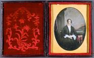 Visualizza Koloriertes Damenporträt, koloriert, England,… anteprime su