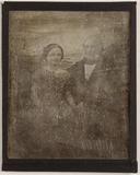 Visualizza Ein alter Mann und ein junges Mädchen vor ein… anteprime su
