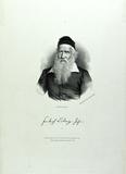 Visualizza Brustbildnis eines älteren Herrn mit langem V… anteprime su