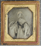 Visualizza Daguerreotype of a painting of Queen Victoria… anteprime su