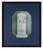 Visualizza statue of the Hindu God Vishnu, Java, Indones… anteprime su