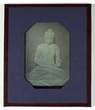 Visualizza statue of Buddha, presumably from the Borobud… anteprime su