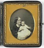 Visualizza Portret van een moeder met kind anteprime su