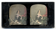 Prévisualisation de Portrait of a woman imagettes
