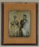 Thumbnail preview van Bildnis eines älteren Ehepaars, ganze Figuren…