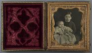 Visualizza Bildnis eines Jungen mit einem Kleinkind auf … anteprime su