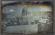 Thumbnail preview of Jérusalem. Haram el Cherîfe pris du N. O.