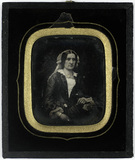 Stručný náhled Portret van een vrouw